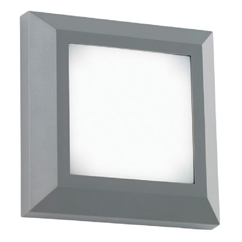 3-5W LED SURFACE MOUNTED BRICKLIGHT - SQUARE BXEL-40106-17 (Class 2 Double Insulated)